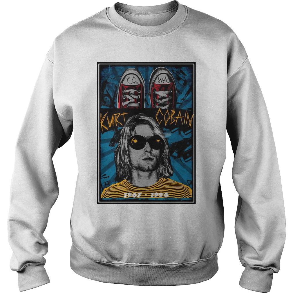 Rest In Peace Kurt Cobain Sweater