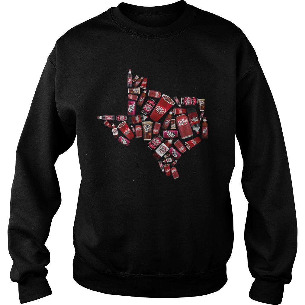 Texas Dr.Pepper Sweater