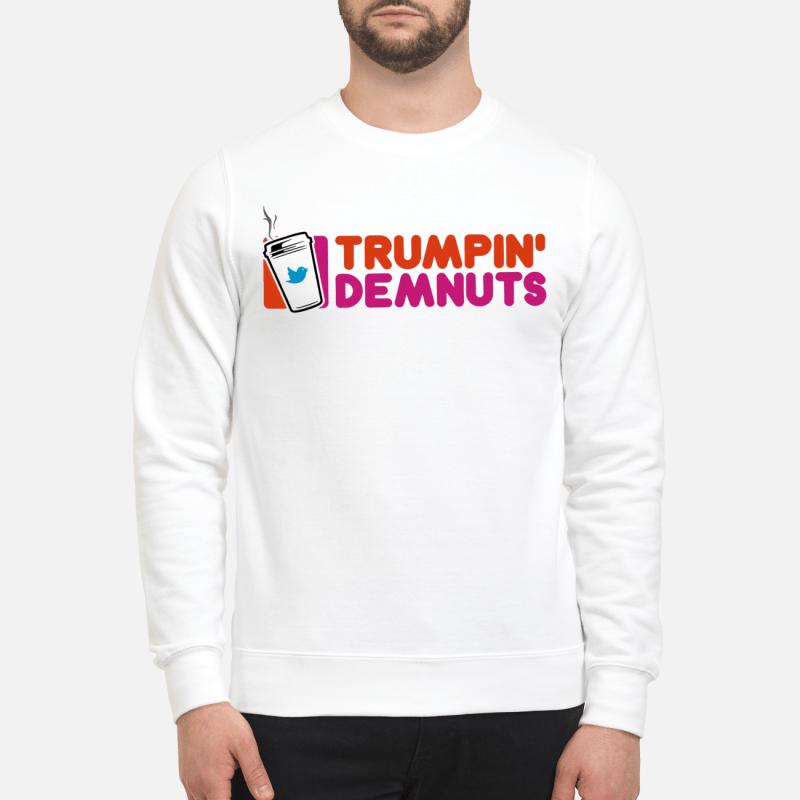 Trumpin' Demnuts Sweater