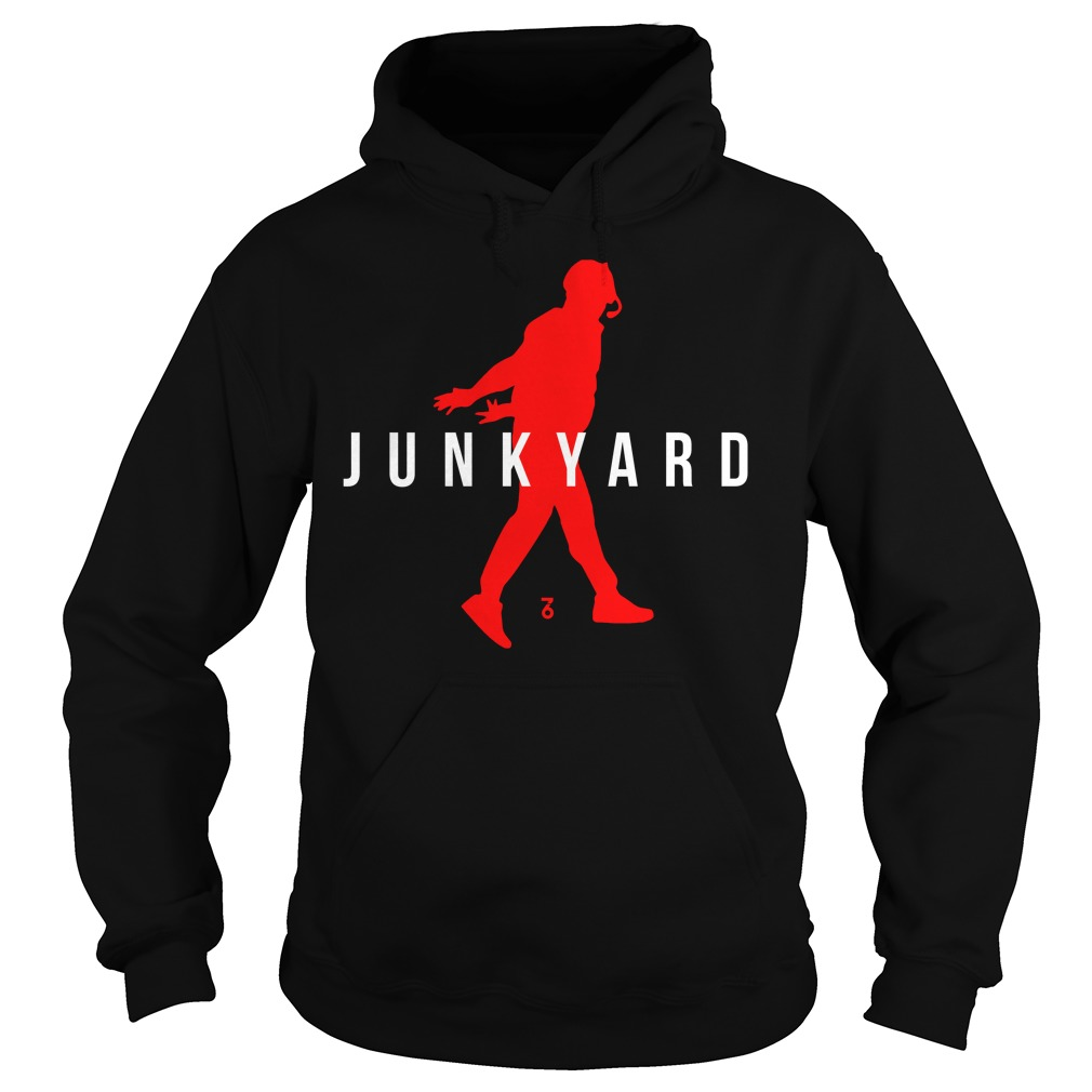 Air Jordan Junkyard Hoodie