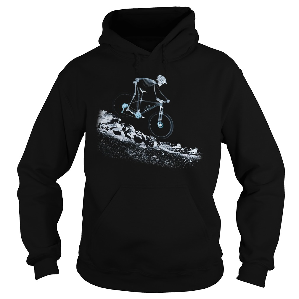 Cycling X-Ray Ride Hoodie
