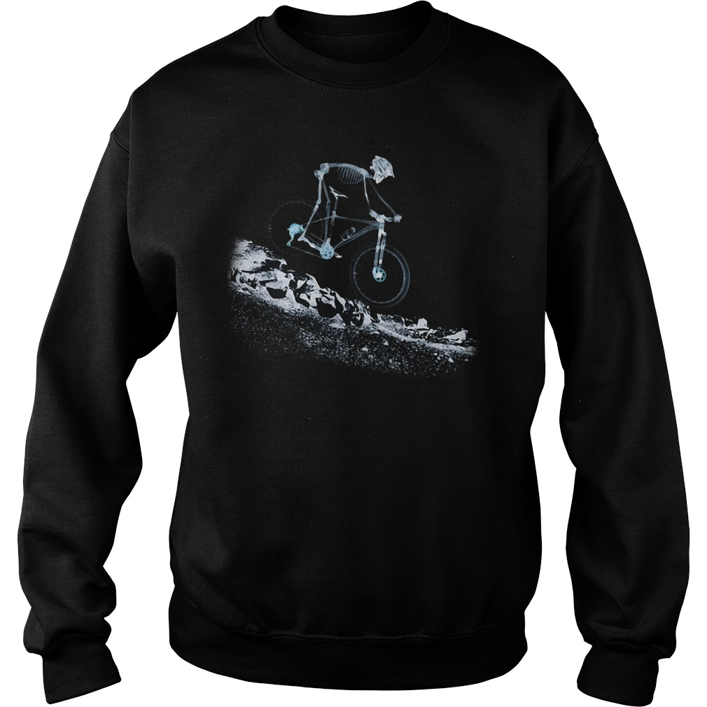 Cycling X-Ray Ride Sweater