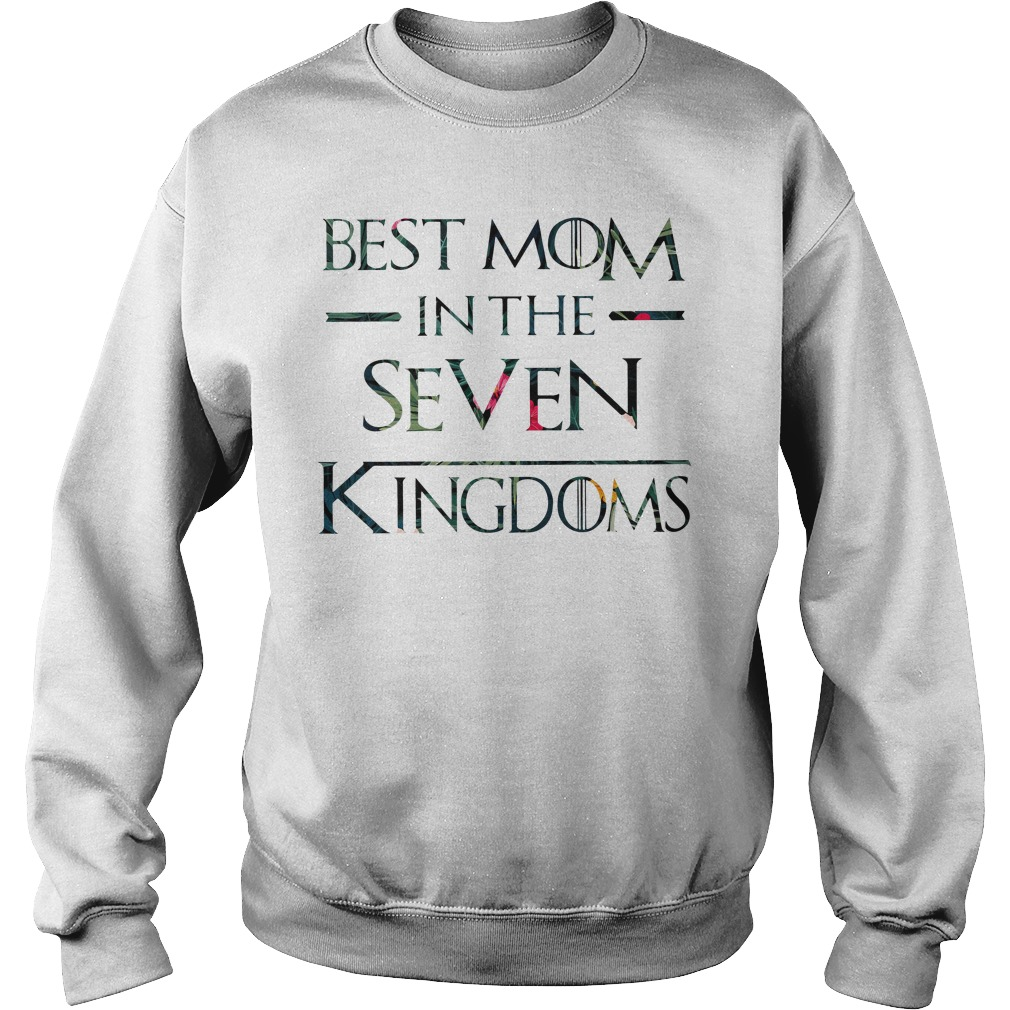 Game Of Thrones Best Mom In The Seven Kingdoms Got Sweater