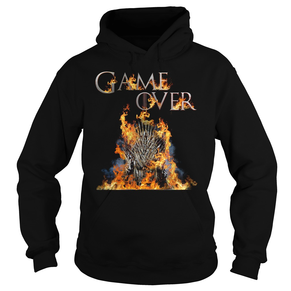 Game Of Thrones Game Over Hoodie