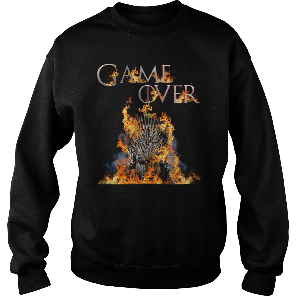 Game Of Thrones Game Over Sweater