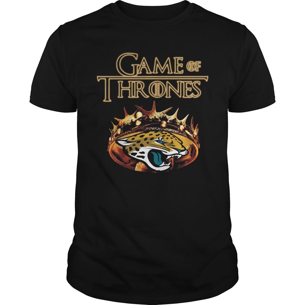 Game Of Thrones Jacksonville Jaguars Mashup Guy Tees