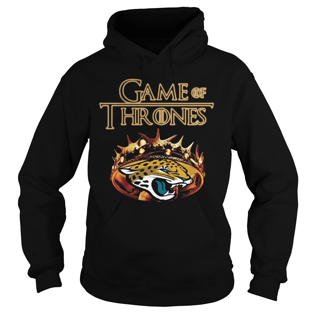 Game Of Thrones Jacksonville Jaguars Mashup Hoodie