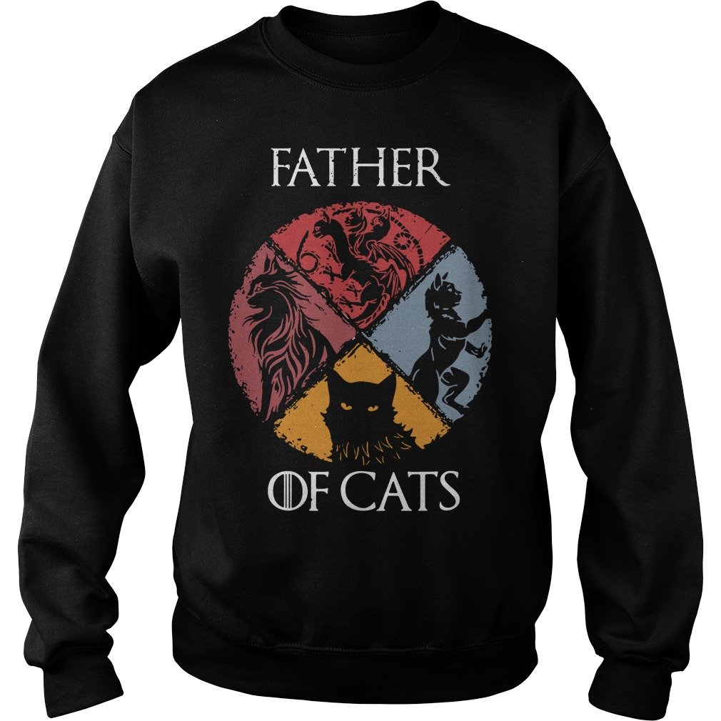 Game Of Thrones Father Of Cats Sweater