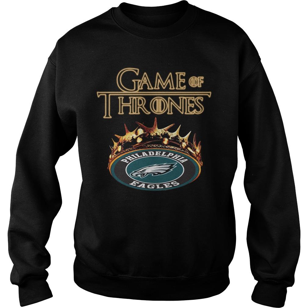 Game Of Thrones Kansas City Chiefs Mashup Sweater