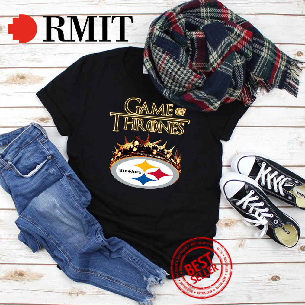 4c7c81869 Game of Thrones Pittsburgh Steelers mashup shirt