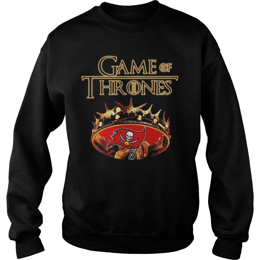 Game Of Thrones Tampa Bay Buccaneers Mashup Sweater