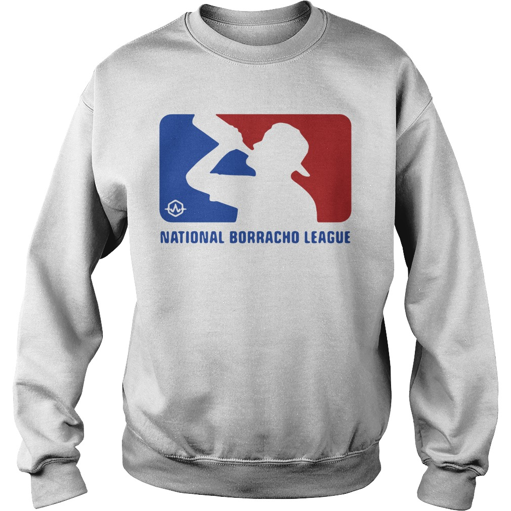 National Borracho League Funny Beer Drinking Sweater