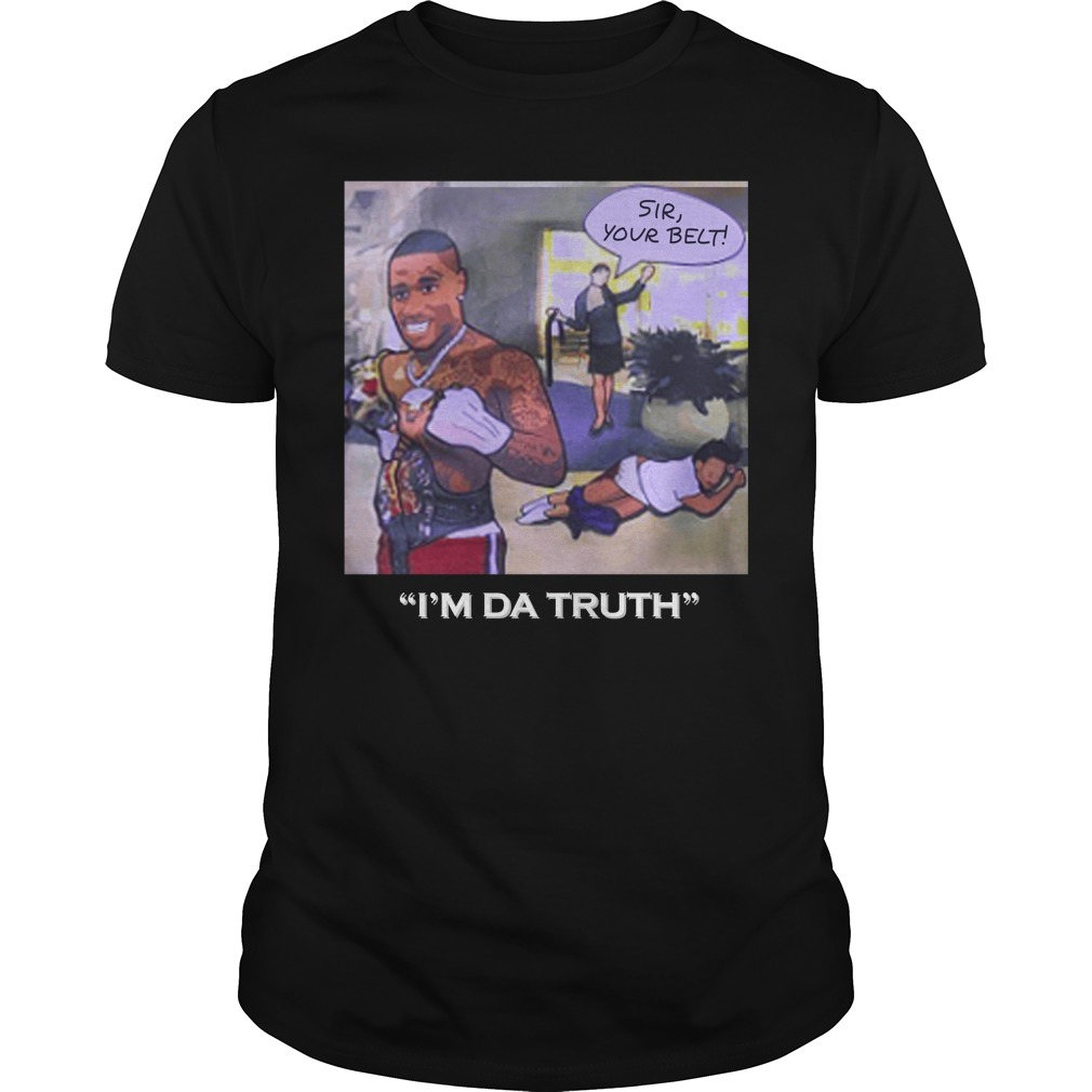 Dababy I'M Da Truth Guy Tees