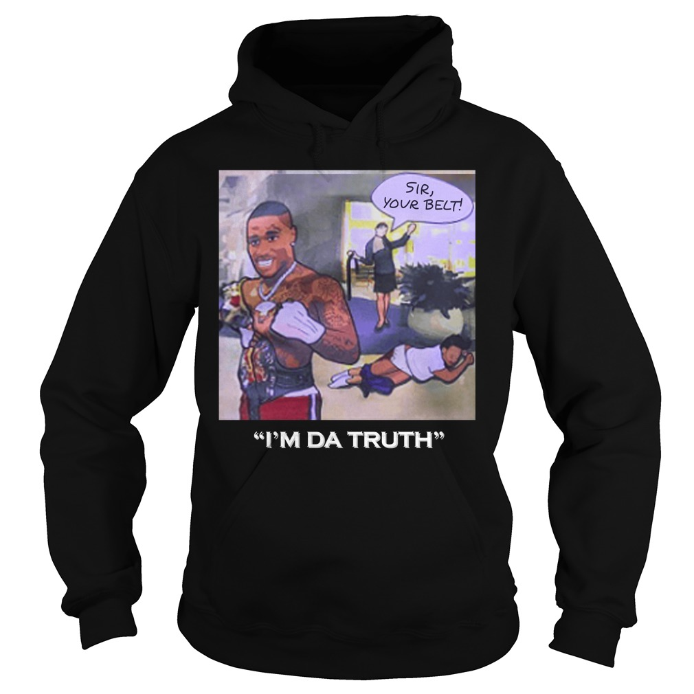 Dababy I'M Da Truth Hoodie