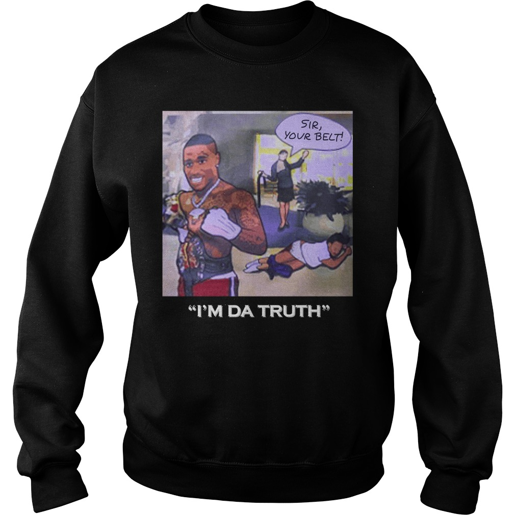 Dababy I'M Da Truth Sweater