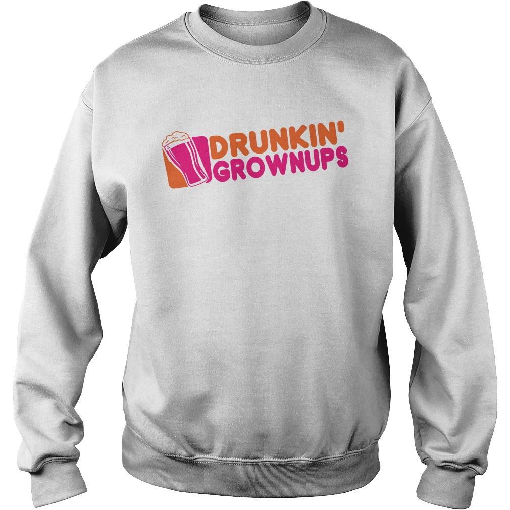 Drunkin' Grownups Sweater