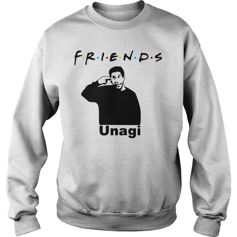 Friends Ross Unagi Sweater
