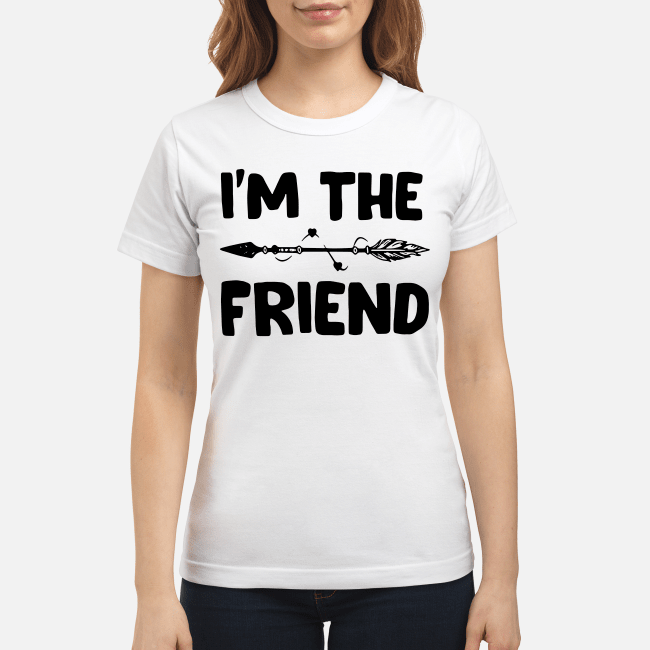 If Lost Or Drunk Please Return To Friend And I'M The Friend Ladies Tee
