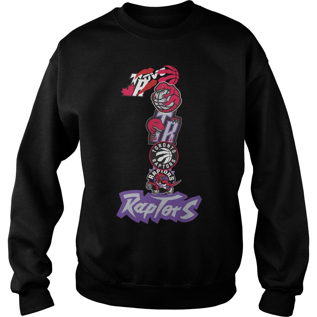 Ovo Toronto Raptors Drake Sweater