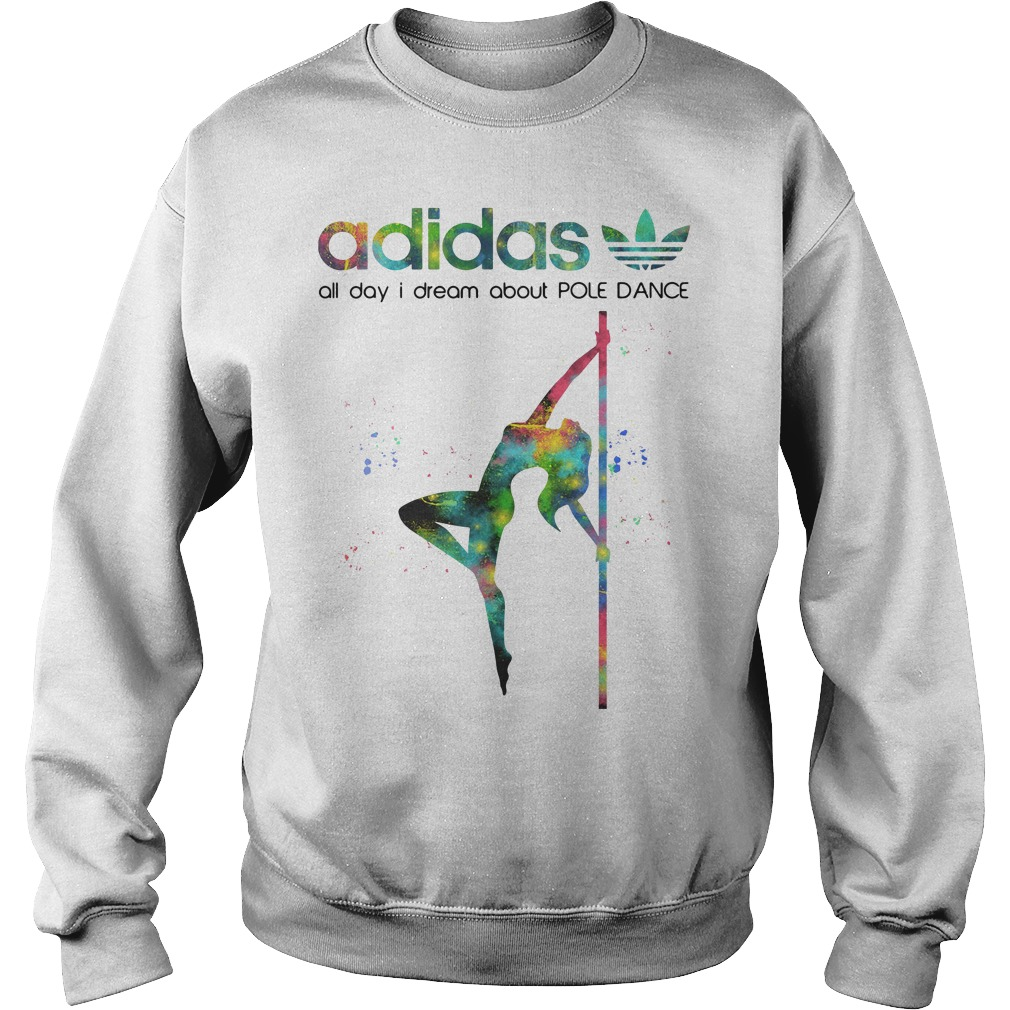 Pole Adidas All Day I Dream About Pole Dance Sweater