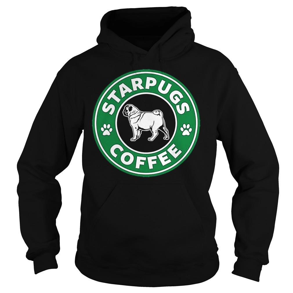 Pug Starpugs Coffee Hoodie