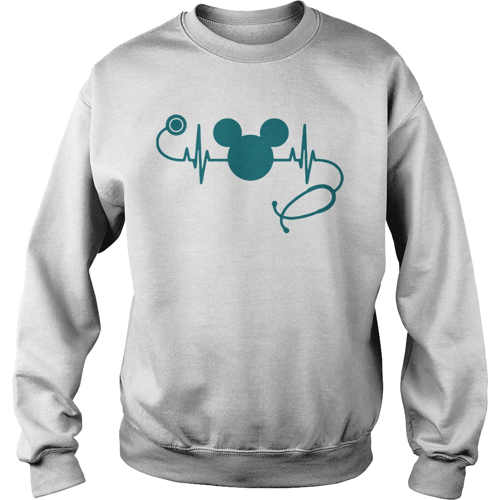 Stethoscope Ecg Mikey Sweater