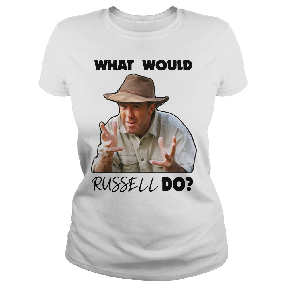 What Would Russell Do Ladies Tee