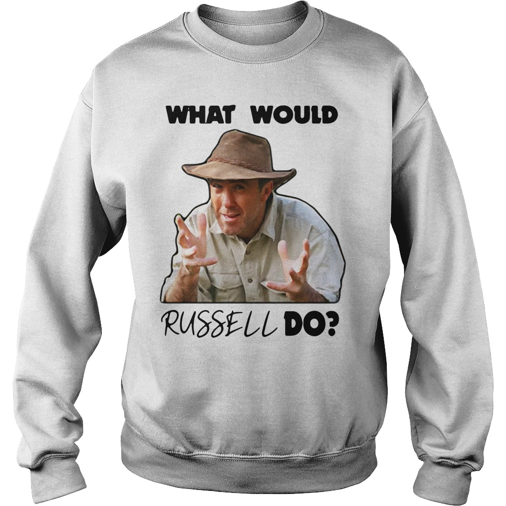 What Would Russell Do Sweater