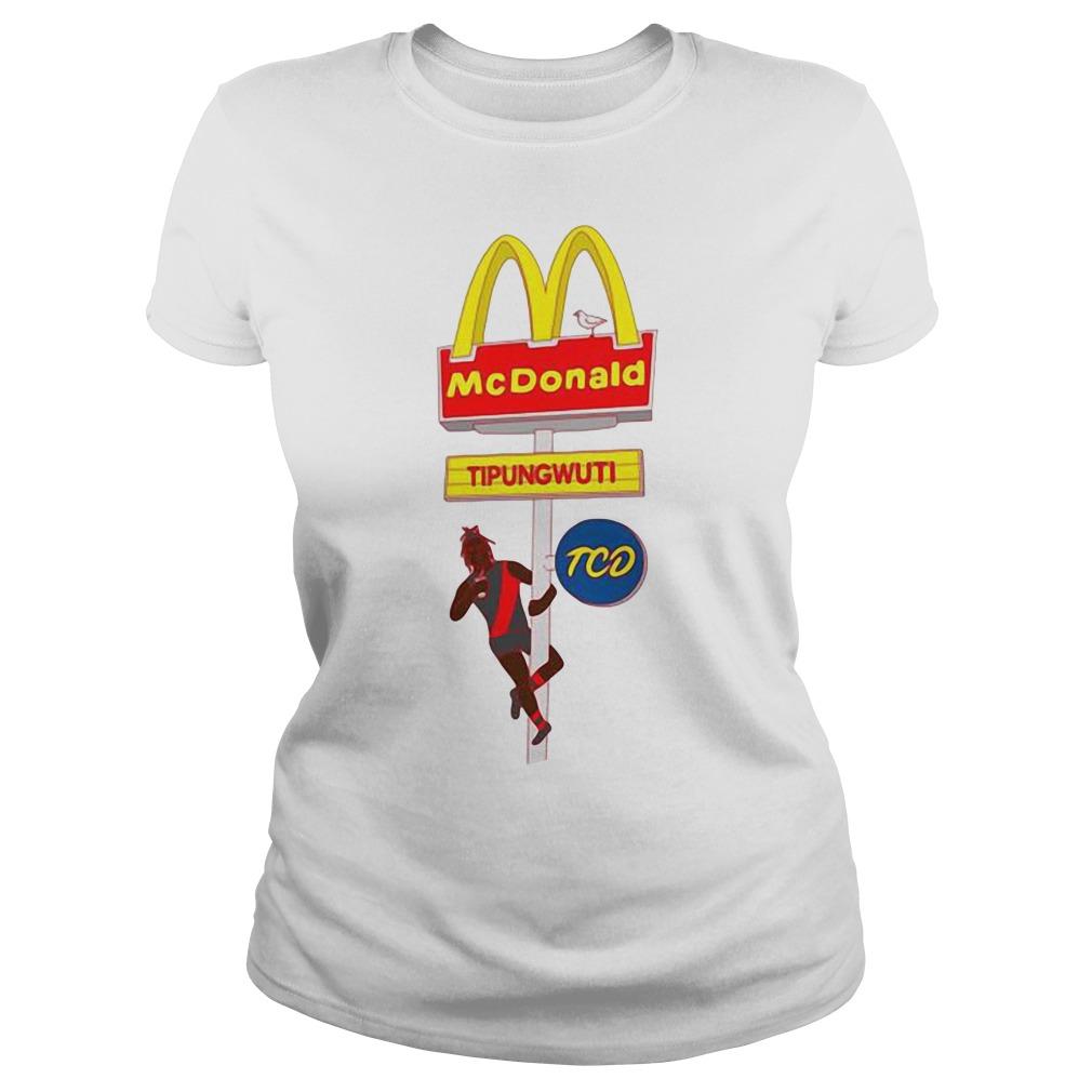 Anthony Mcdonald-Tipungwuti Tcd Ladies Tee