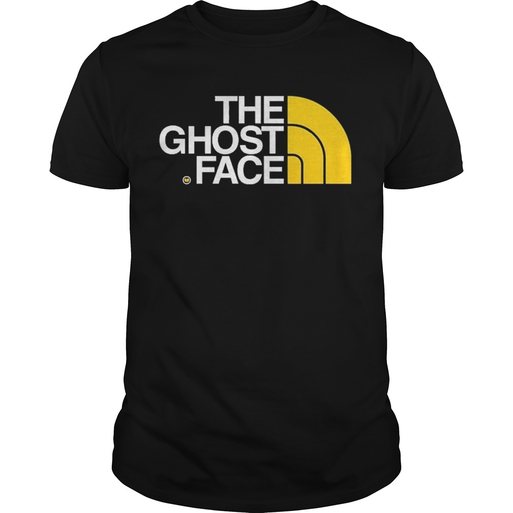 The Ghost Face Guy Tees