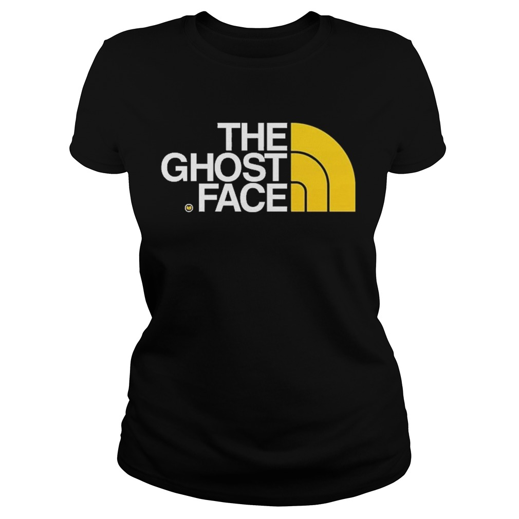 The Ghost Face Ladies Tee