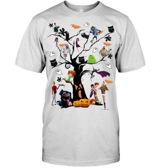 Hotel Transylvania tree Halloween shirt