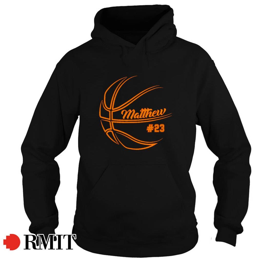 Basketball Matthew Ball Hoodie