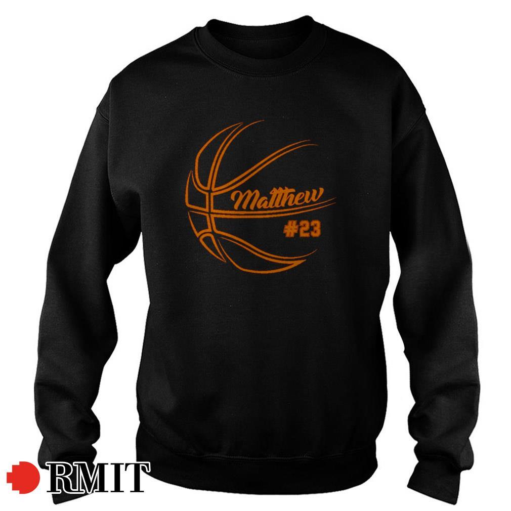 Basketball Matthew Ball Sweater