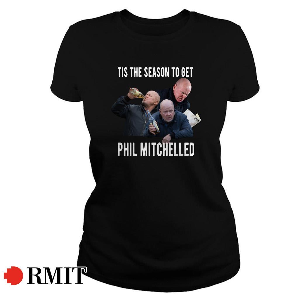 Tis the season to get Phil Mitchelled Ladies tee