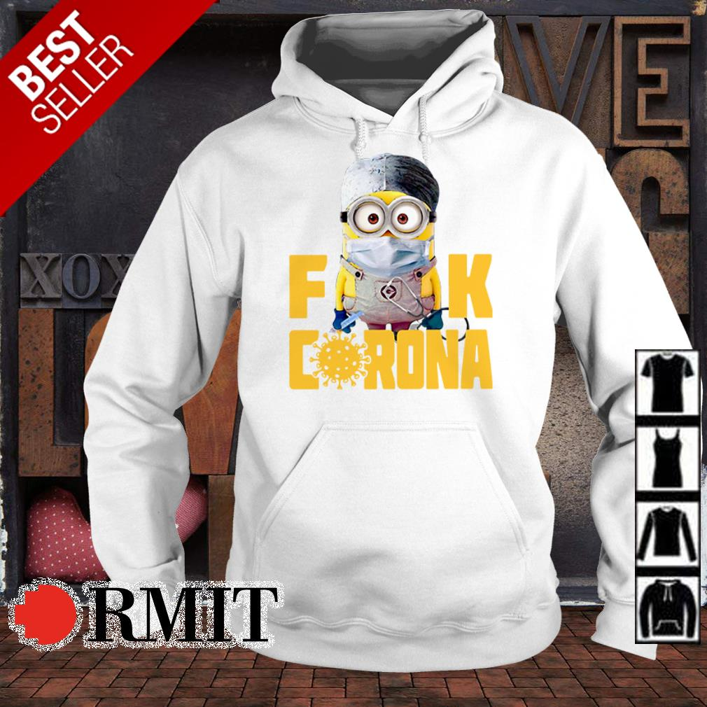 Minion Fuck Coronavirus shirt