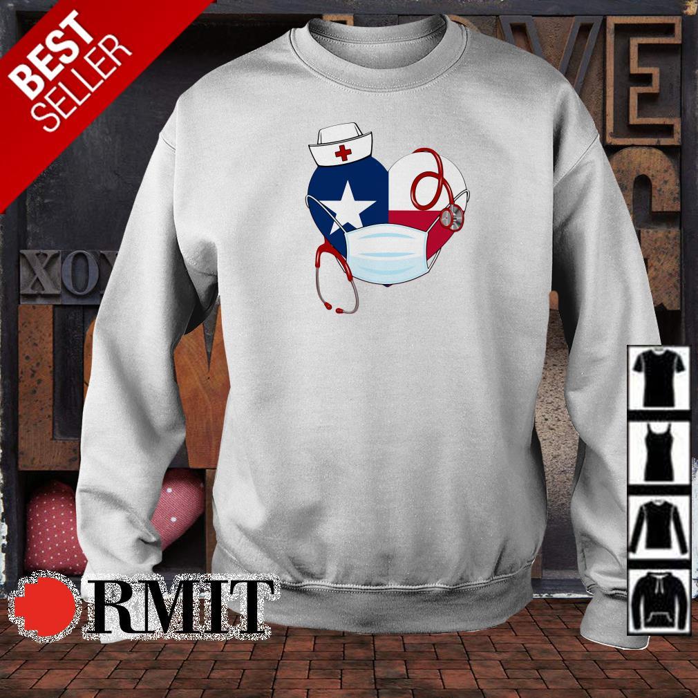 Official Heart Texas nurse shirt