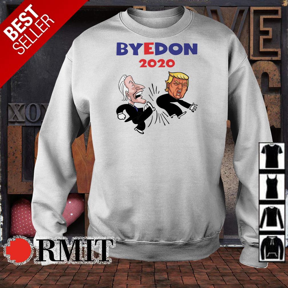 Bye Don Trump Joe Biden American election shirt