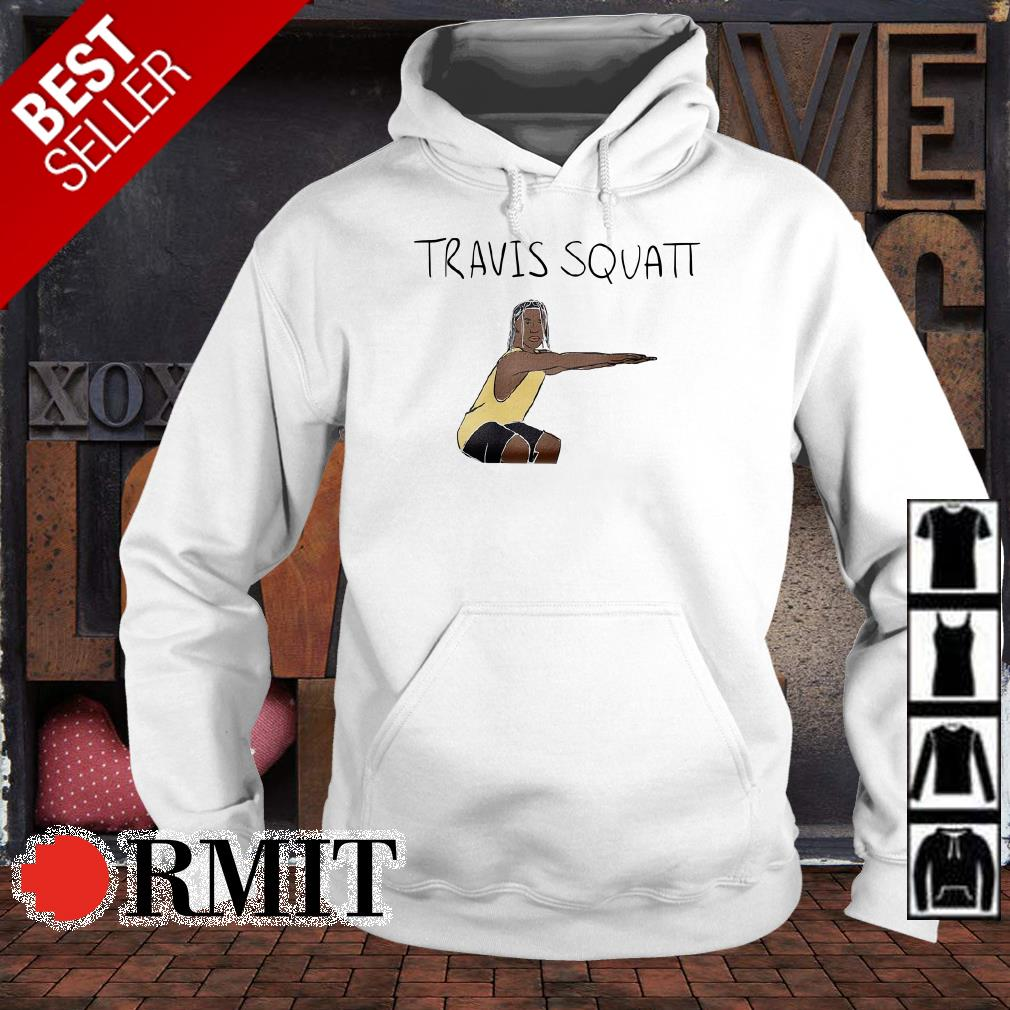Official Travis Scott Squatt shirt