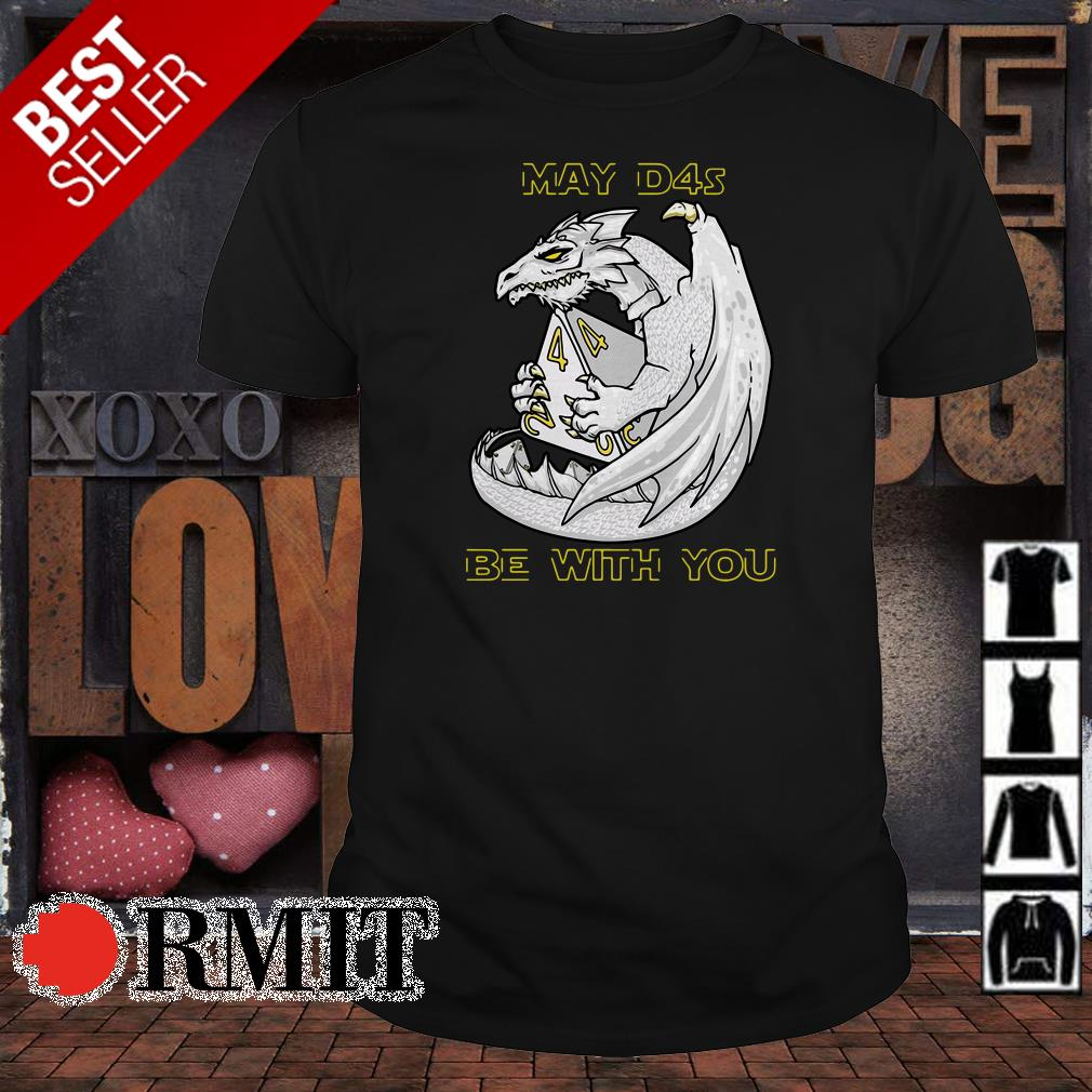 Dragon may D4s be with you shirt