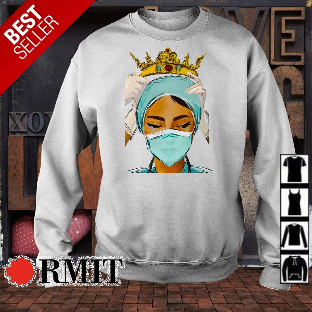 Official Nurse is our queen shirt
