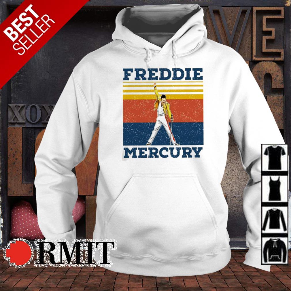 Official Freddie Mercury vintage shirt