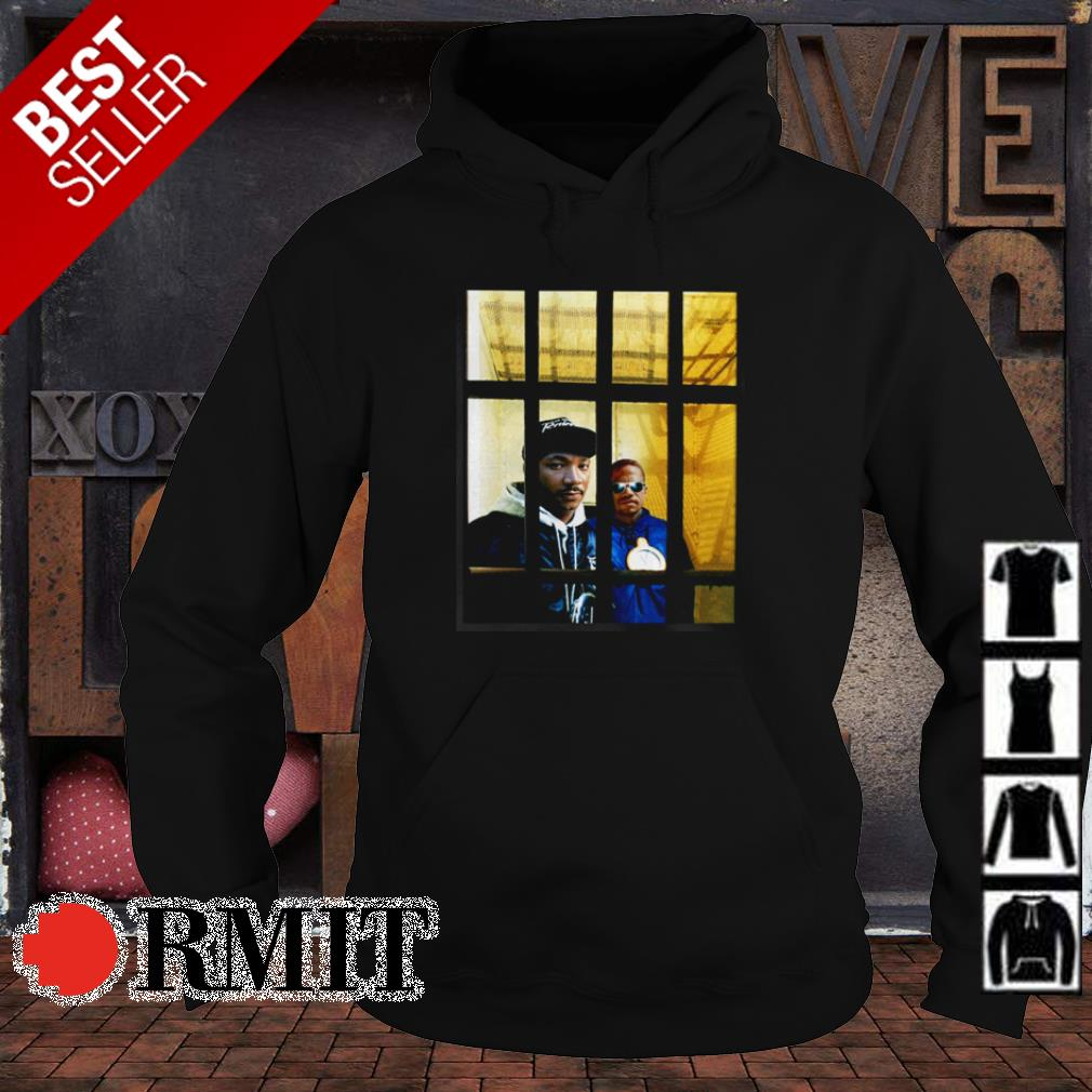 Martin and Malcolm in prison classic shirt