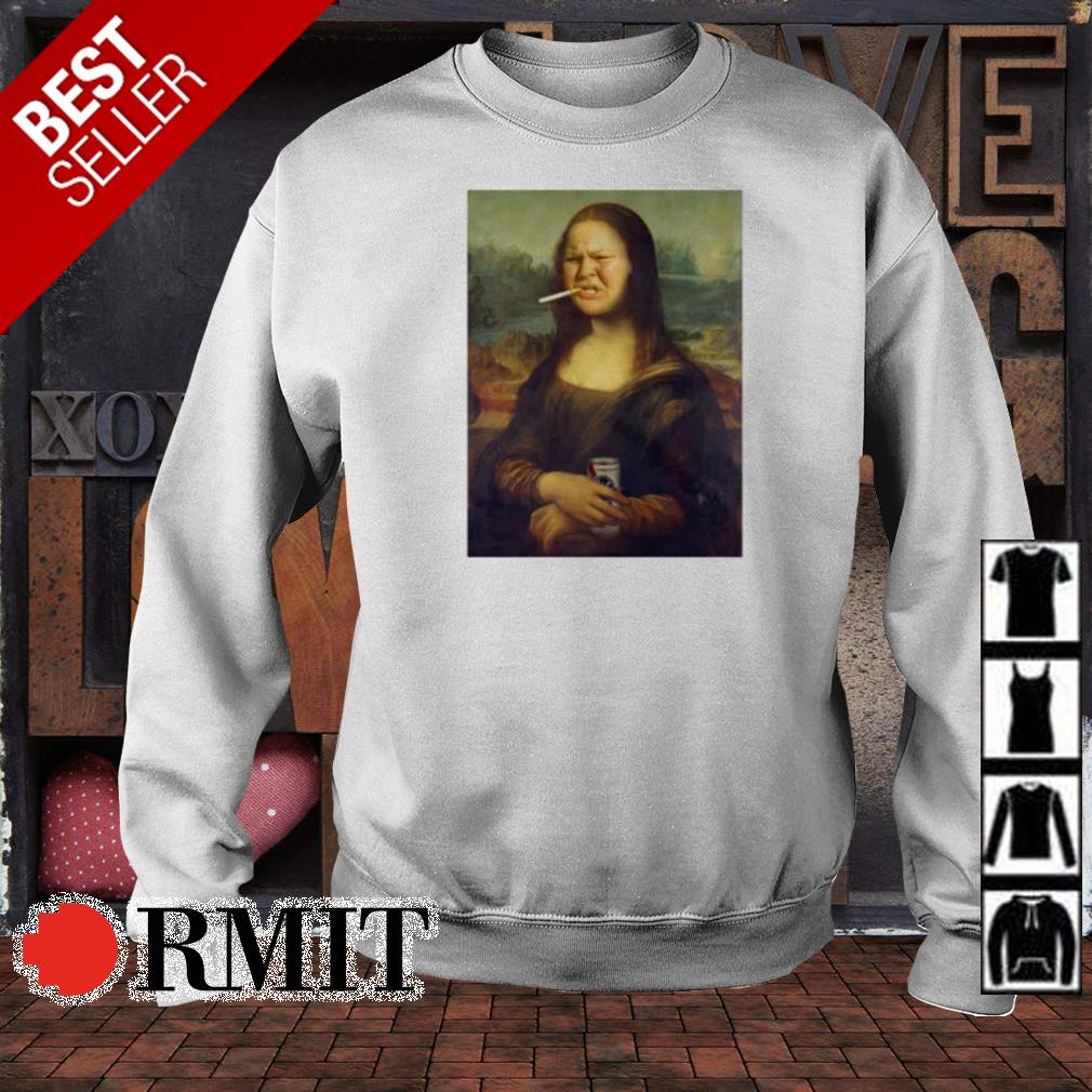 Official Mona Tammy smoking shirt