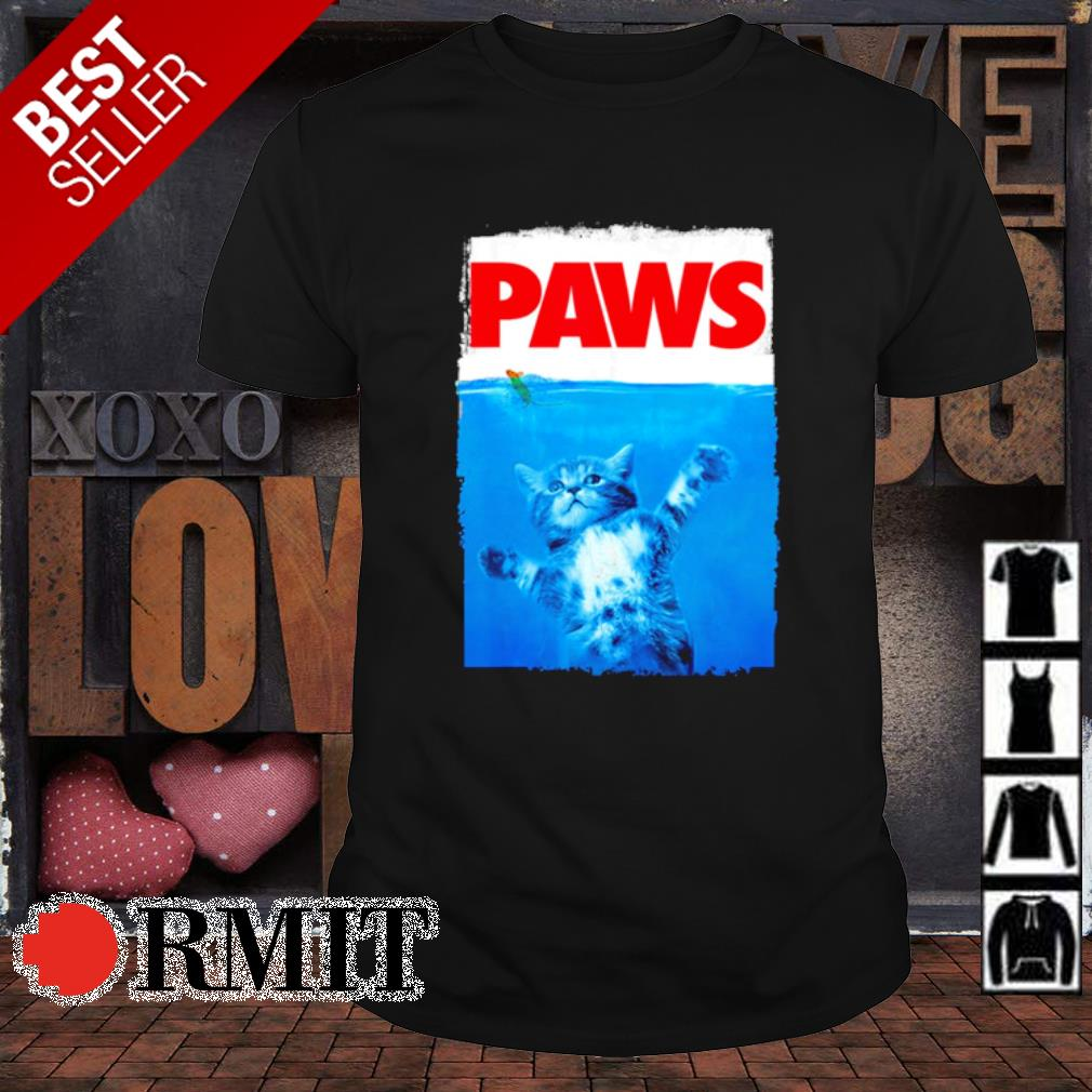 Paws Cat and Mouse Top shirt