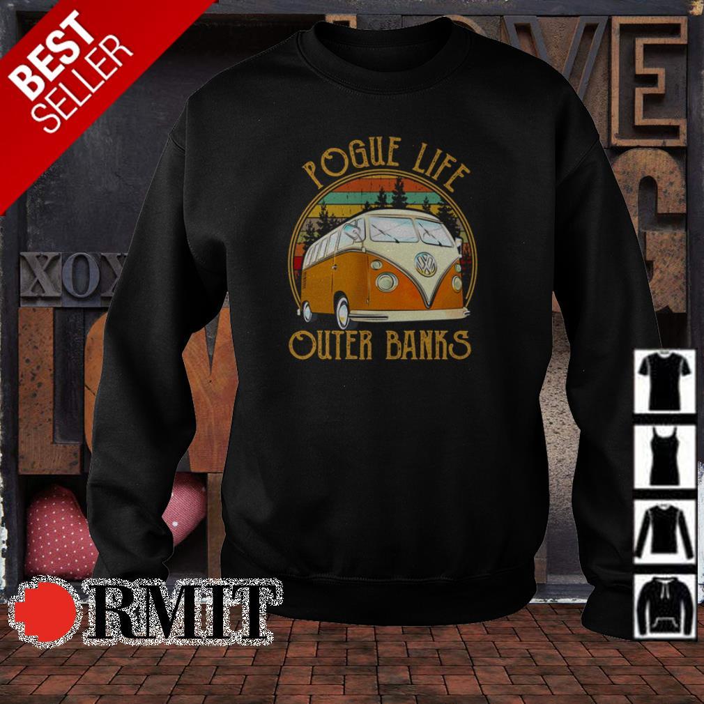 Pogue life outer banks shirt