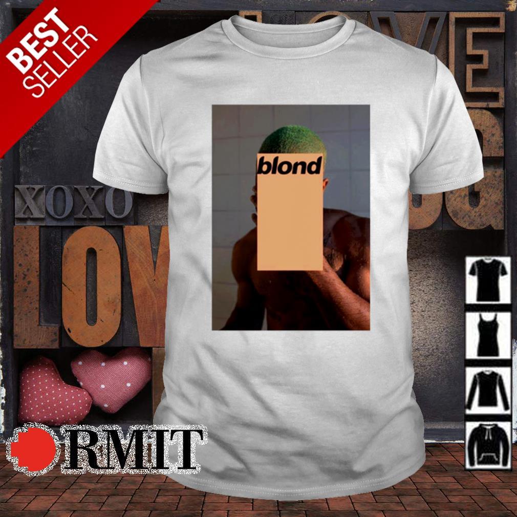 Frank Ocean blonde shirt