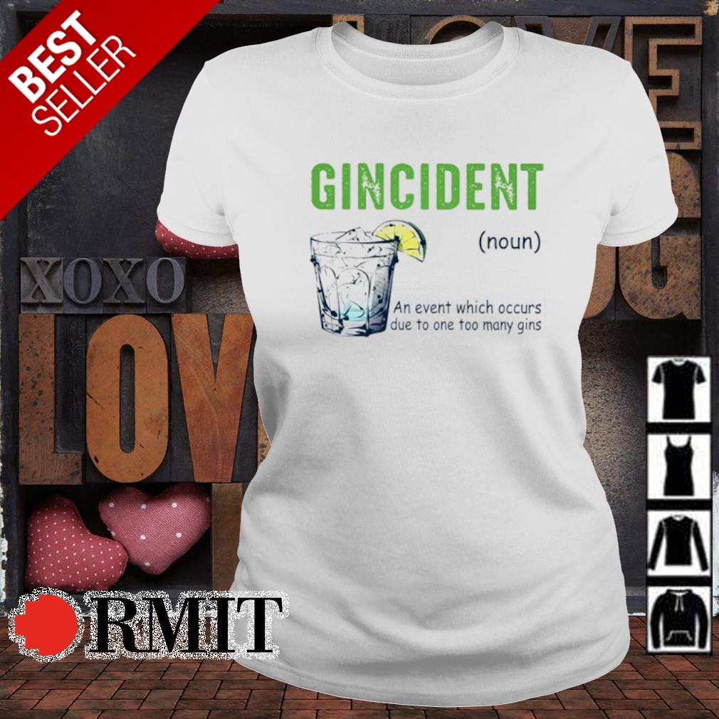 Gincident definition meaning s ladies-tee