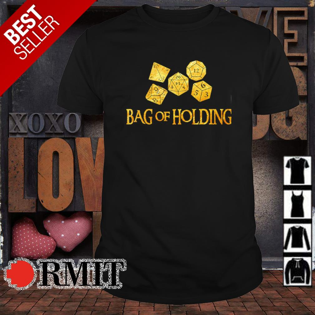 Dungeon Master bag of holding shirt
