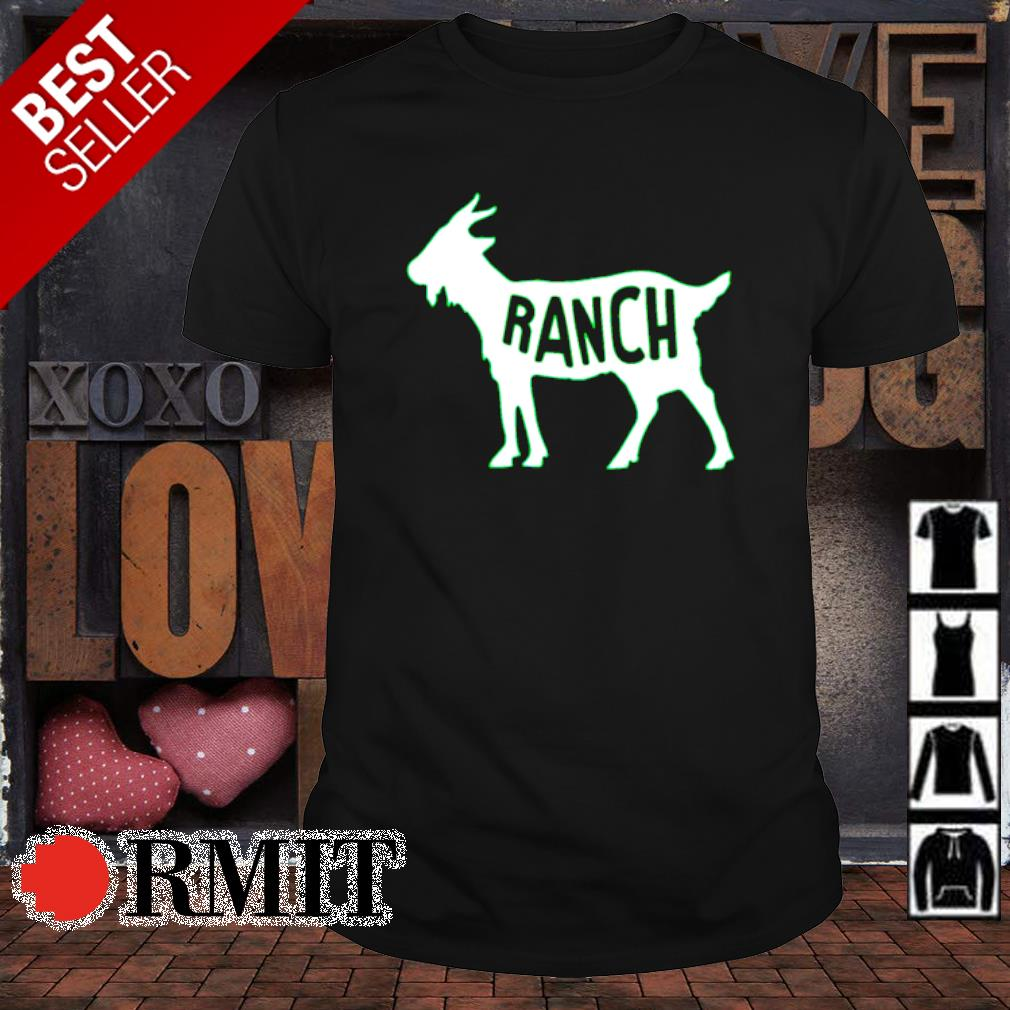 Goat ranch shirt